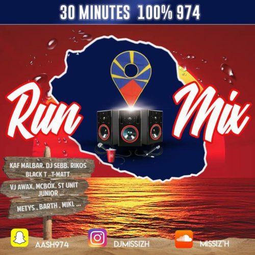 Ecoute le « Ti Cocktail mixe au feminin » du Deejay Missiz'h. Retrouve un Mix 100% 974 – Août 2018