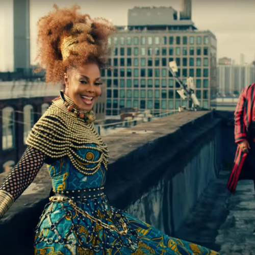 Janet Jackson x Daddy Yankee – Made For Now [Official Video] – Août 2018