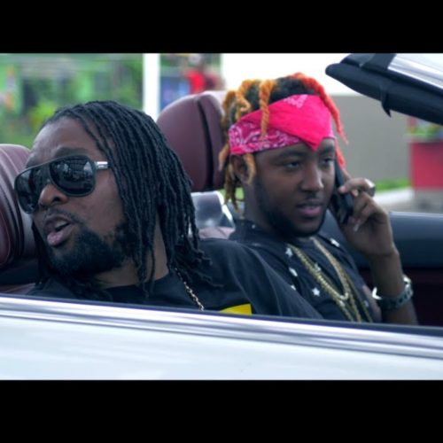 "Gyptian – ""Body Calling""  / Kranium – ""Turn Down The Lights"" /Popcaan, Versi & Delly Ranx – ""Cotton Swab Medley"" / Cecile – ""Pum Pum Phat"" – Août 2018"