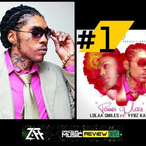 Lolaa Smiles ft Vybz Kartel – Power of Love – Août 2018