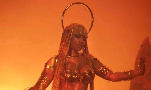 Nicki Minaj – Ganja Burn – Août 2018