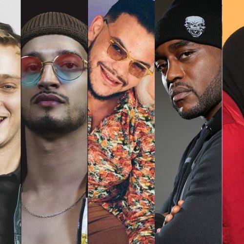 93 Empire – Woah (Sofiane, Vald, Soolking, Sadek, Mac Tyer, Heuss L'enfoiré, Kalash Criminel) – Août 2018