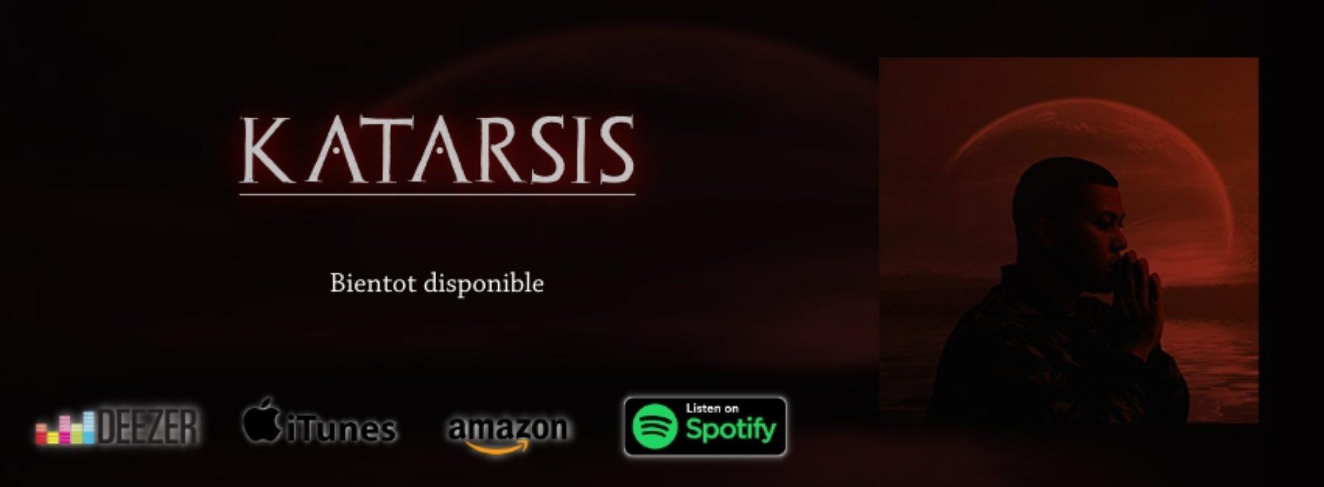 """Découvre 5 titres de l'artiste ALAZA (974) """"KATARSIS """" – dans lé o / Pass trapé lé embalé / Ziska la fin / Lakour / Acod – Septembre 2018"""