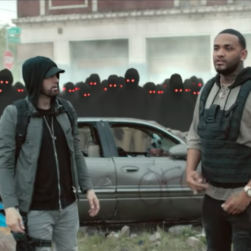 Eminem – Lucky You ft. Joyner Lucas – Septembre 2018