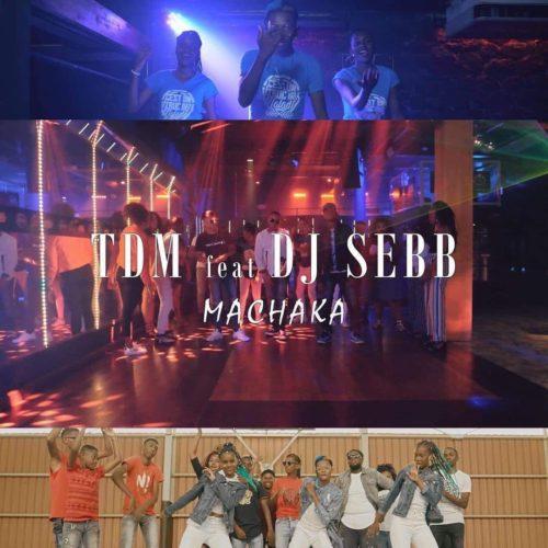 TDM Feat Dj Sebb  (974)- Machaka ( Romanpy, Myguel, Eli One, Ibrahym S ) – Octobre 2018