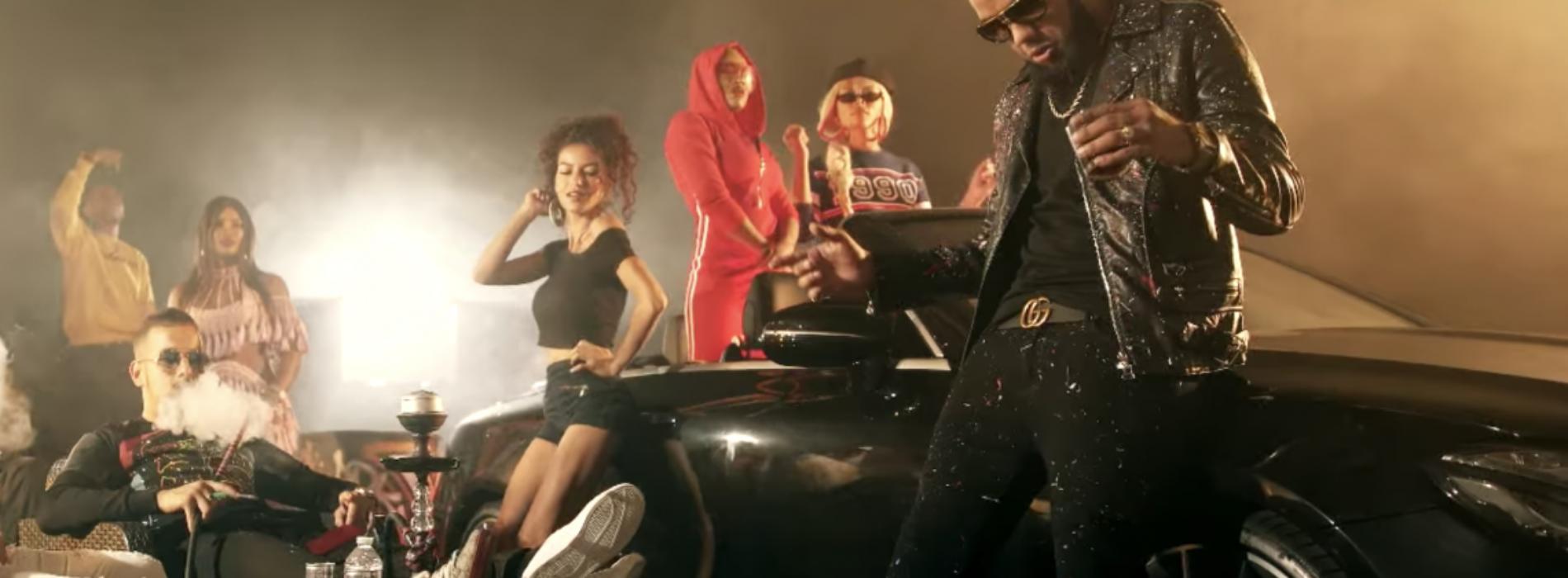 Lady Lova feat Tmatt «Mal Élevé» (Clip officiel) – Octobre 2018