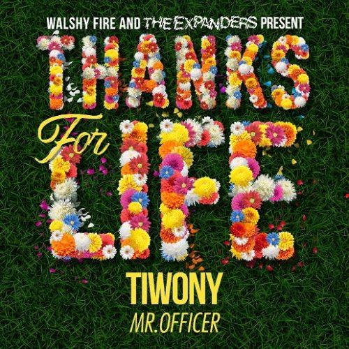 Tiwony- Mr Officier (Audio officiel)  – Octobre 2018