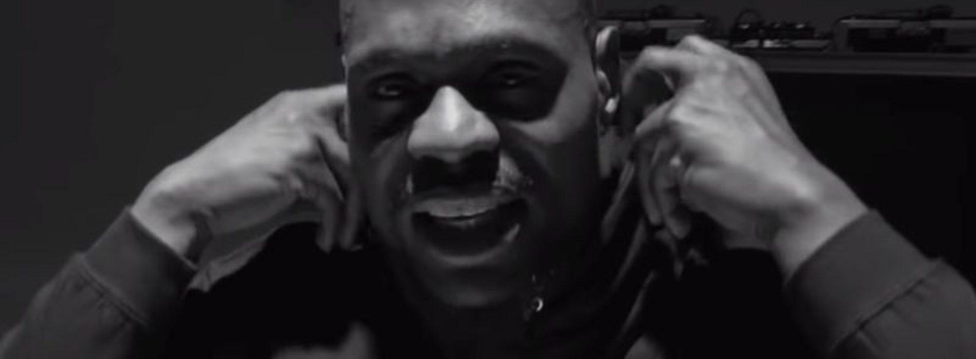 Kery James – Le jour où j'arrêterai le rap [Live OneShot] – Décembre 2018
