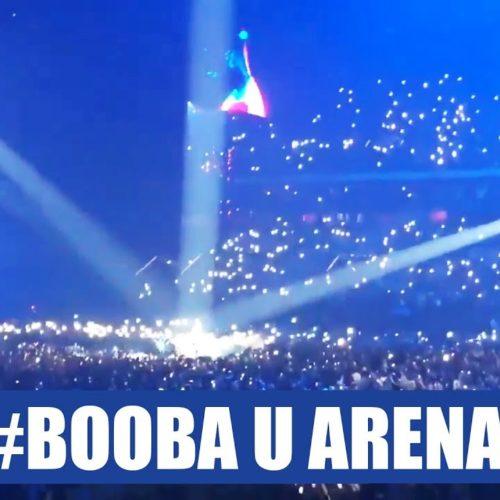 10 min avec BOOBA  Paris La Défense Arena Réalisé par Chris Macari. – Décembre 2018