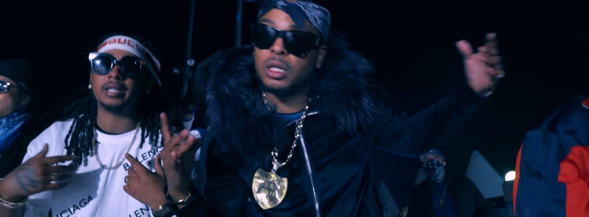 LE KIING, KELLINGSTON ft WALTON, THUG TRISH – ON LARME / Ti Youth Feat JKevlar – Hardcore –  (Clip Officiel) Décembre 2018