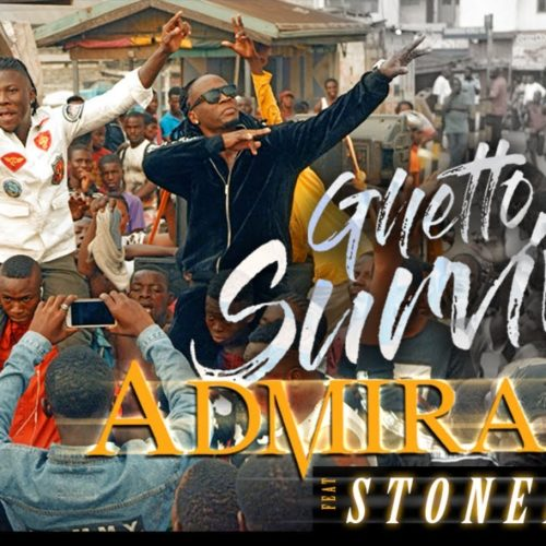 Admiral T Ft. Stonebwoy – Ghetto Survivor – Janvier 2019