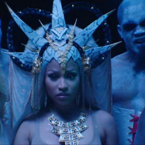 Nicki Minaj – Hard White – Février 2019