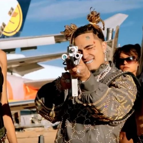 "Lil Pump – ""Racks on Racks"" (Official Music Video) – Février 2019"