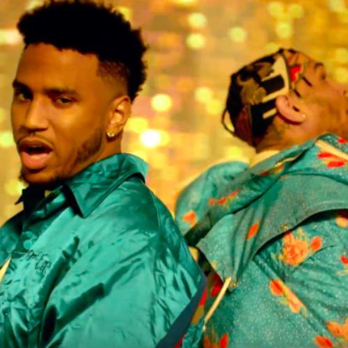 Trey Songz – Chi Chi feat. Chris Brown [Official Music Video] – Février 2019