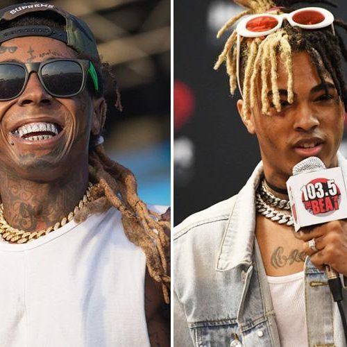 Lil Wayne – Don't Cry ft. XXXTENTACION – Février 2019