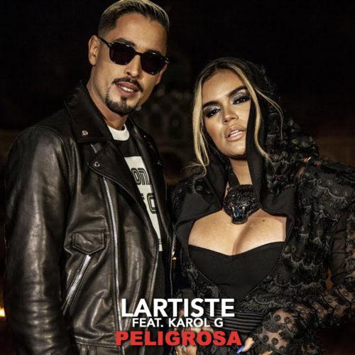 Lartiste – PELIGROSA feat. Karol G – Février 2019