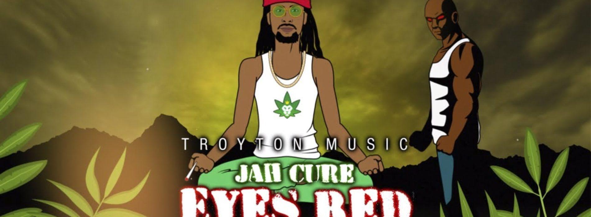 Jah Cure – Eyes Red (Official Lyric Video) – Février 2019