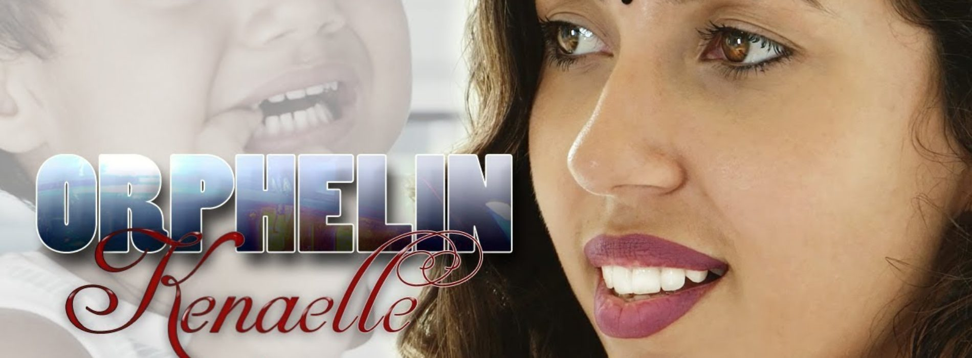 Kénaelle – Orphelin (Le clip) – Février 2019