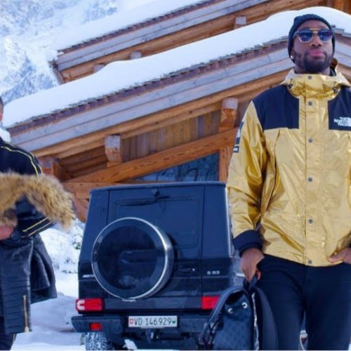 Dabs – Tes rêves feat. Maes (Clip officiel) – Mars 2019