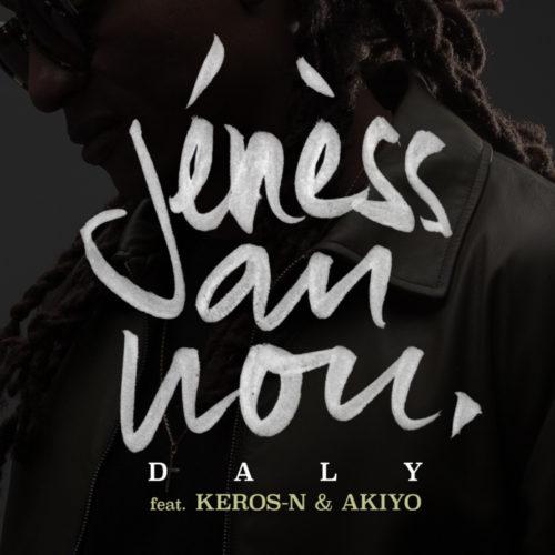 Daly Feat Keros-N & Akiyo – jénèss an nou – ( clip officiel 2019 ) – Mars 2019