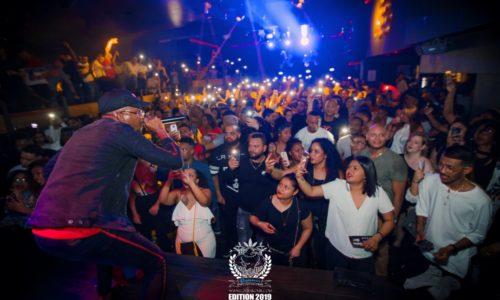 Black T & DJ Sebb – Show au Red Light Paris soirée Coqlakour – Mars 2019