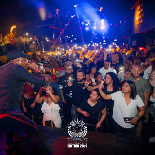 Black T & DJ Sebb – Show au Red Light Paris soirée Coqlakour – Mars 2019