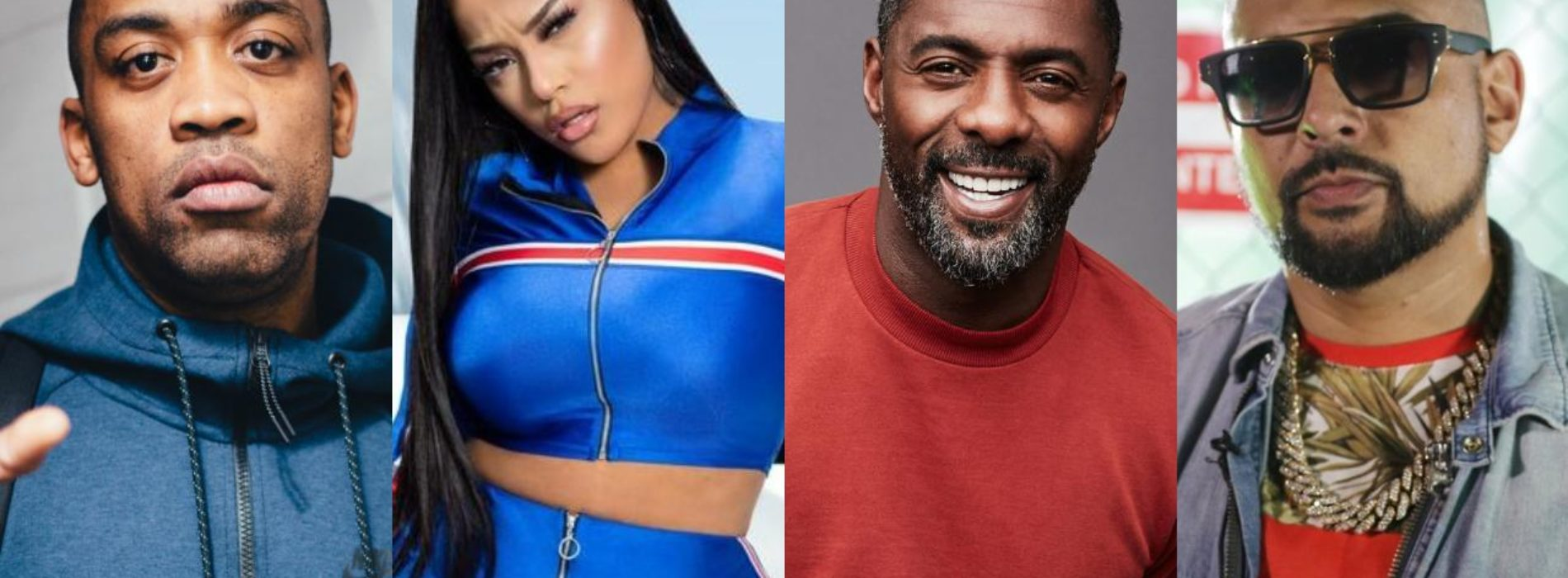 Wiley, Sean Paul, Stefflon Don – Boasty ft. Idris Elba – Mars 2019