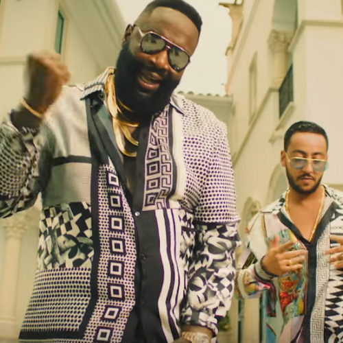 Lacrim – Never Personal ft. Rick Ross – Avril 2019