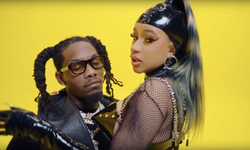 Offset – Clout ft. Cardi B – Avril 2019
