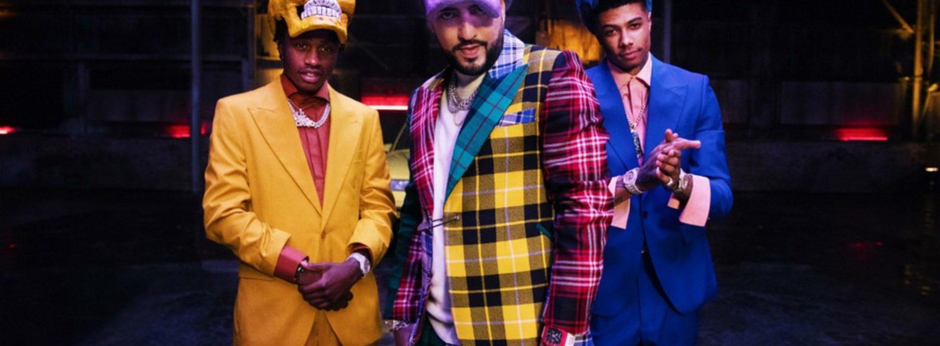 French Montana – Slide ft. Blueface, Lil Tjay – Avril 2019