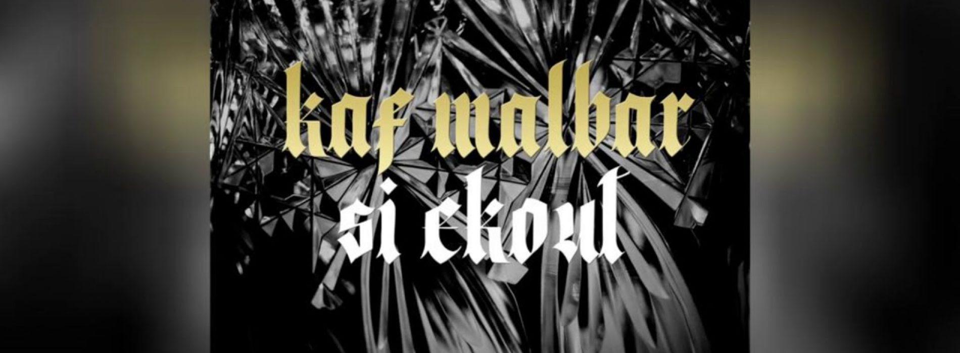 Kaf Malbar – Si ékout – Real Dawg Riddim – @ProdByMarcus