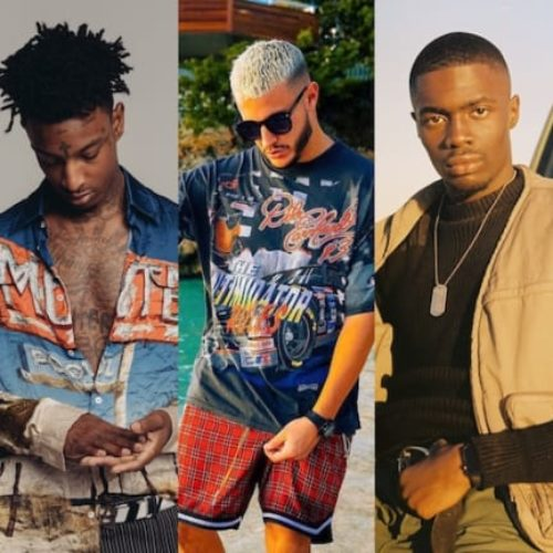 DJ Snake, Offset, 21 Savage, Sheck Wes & Gucci Mane – Enzo /  Major Lazer – Can't Take It From Me (feat. Skip Marley) – Mai 2019