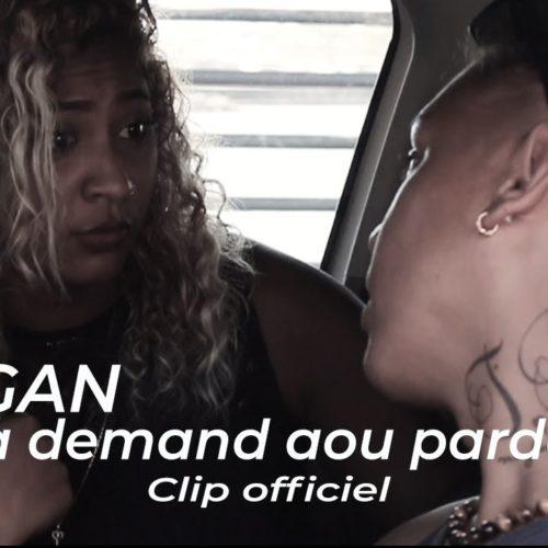 Séga 974 – Morgan – Ma demand aou pardon – Clip officiel