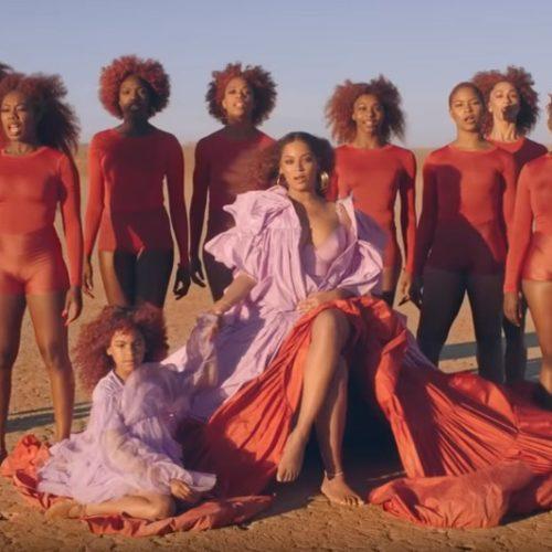 Beyoncé – SPIRIT from Disney's The Lion King (Official Video) – Juillet 2019