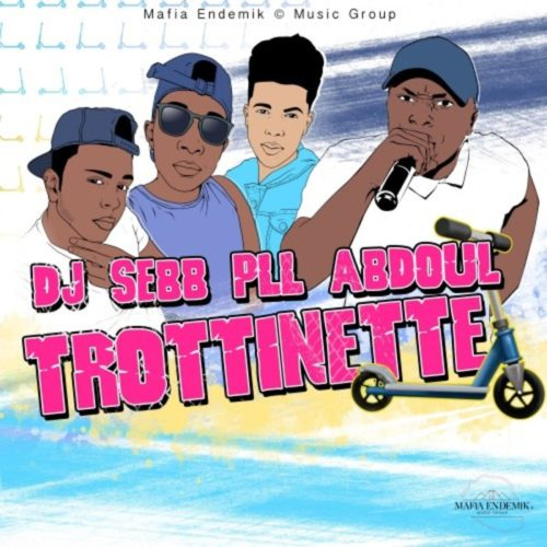PLL feat Abdoul & Dj Sebb – Trottinette – Juillet 2019