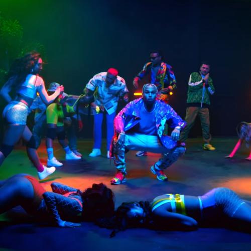 Chris Brown – No Guidance (Official Video) ft. Drake – Juillet 2019