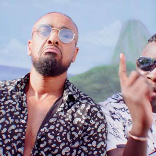 Dadinho – Favelas (Clip officiel) ft. Alonzo – Juillet 2019