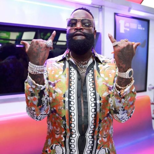Rick Ross – BIG TYME ft. Swizz Beatz – Juillet 2019