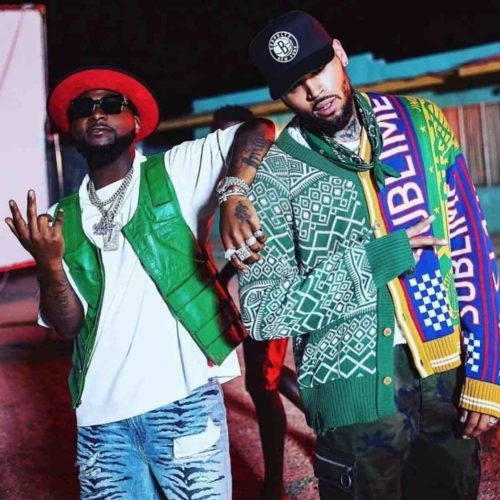 Davido, Chris Brown – Blow My Mind (Official Video) – Juillet 2019