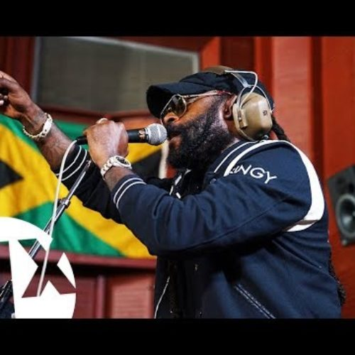 Tarrus Riley at Tuff Gong Studios for 1Xtra in Jamaica 2019 – Juillet 2019