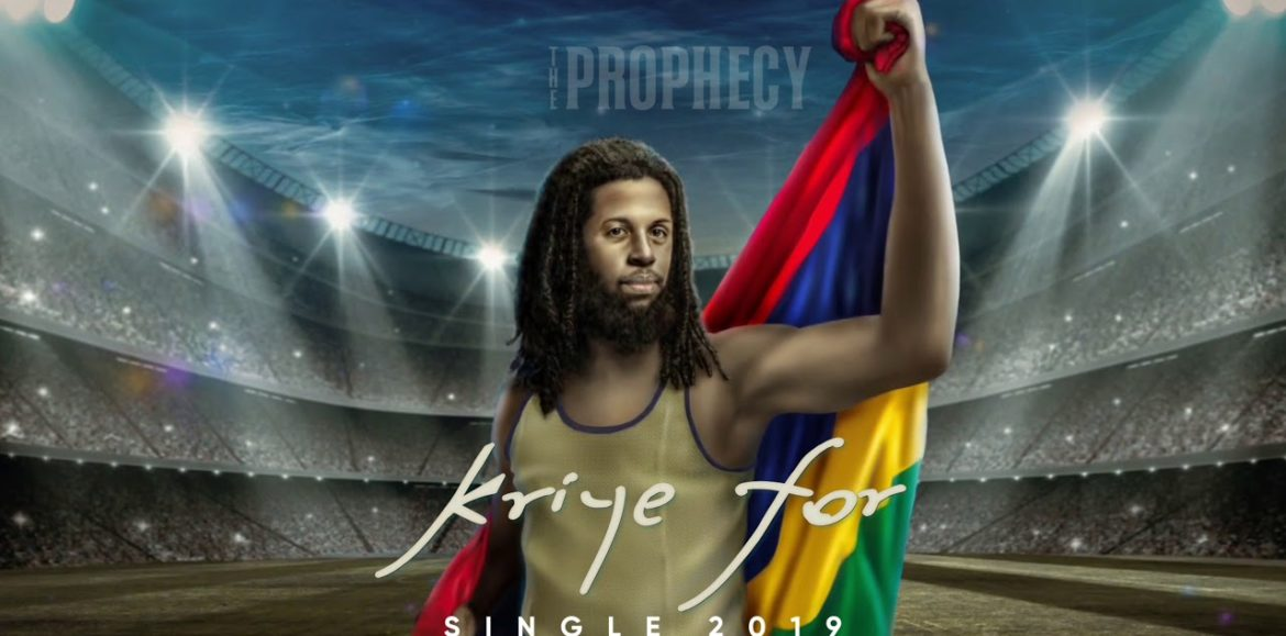The Prophecy – Kriye For [Official audio] – Juillet 2019
