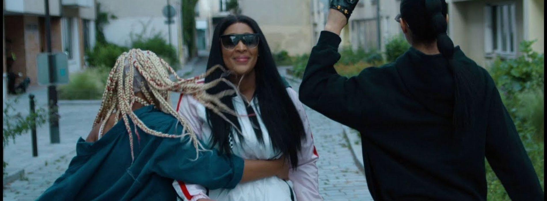 Amy – Va là-bas feat. Lyna Mahyem & Lylah (Clip officiel) – Juillet 2019
