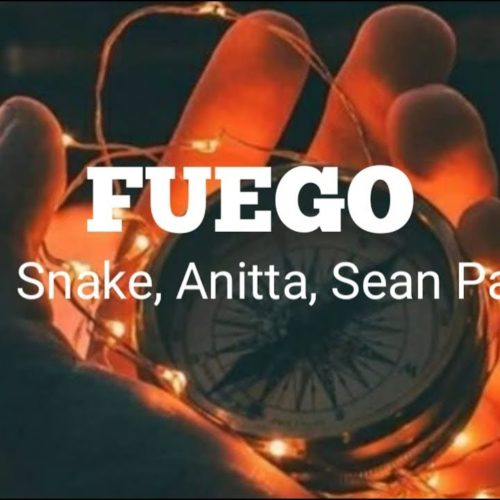 DJ Snake, Sean Paul, Anitta ft. Tainy – Fuego (Lyric Video) – Juillet 2019