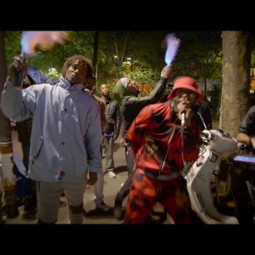 Tiwony x Manu Digital-La Flamme (Freestyle video) – Juillet 2019