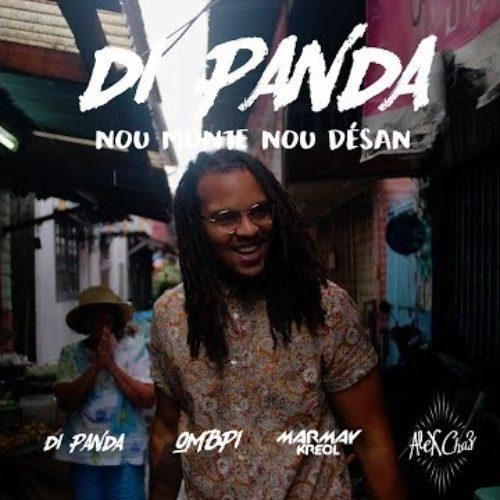 Di Panda – Nou monte nou désan – Août 2019