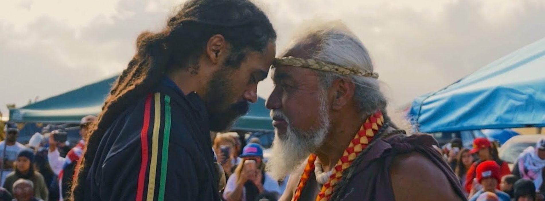 "Protect Mauna Kea – Damian ""Jr. Gong"" Marley – Août 2019"