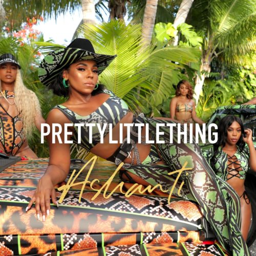 Ashanti featuring Afro B – Pretty Little Thing (Official Music Video) – Septembre 2019
