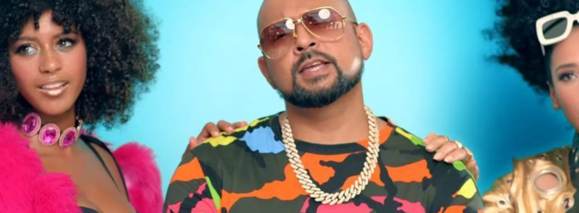 Sean Paul, Squash – Life We Living / Sean Paul – When It Comes To You (Official Video) – Septembre 2019