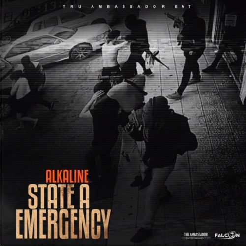 Alkaline – State A Emergency / Vershon – Love Talk (Official Audio) – Septembre 2019