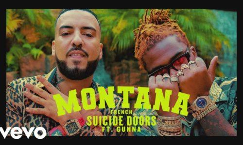 French Montana – Suicide Doors ft. Gunna – Septembre 2019